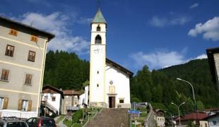 Chiesa di Laggio oggi
