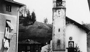 Chiesa di Laggio 1939