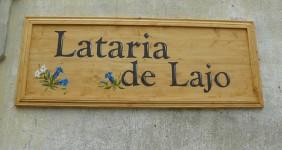 Insegna Latteria